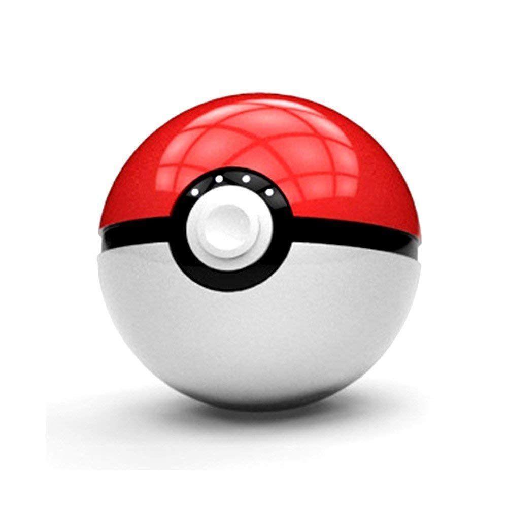 Cargador Pokemon con forma Pokeball modelo Pokecharger