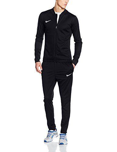 papi Perfecto detalles  Nike Academy16 Knt Tracksuit 2, Chándal Para Hombre, Negro ...
