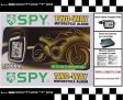 Alarma Moto Spy 5000
