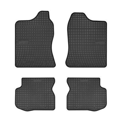 Suzuki Jimmy 98-ON Resistente Negro Completo Conjunto Fundas Impermeables