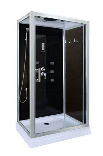 cabinas de ducha y plato ikea
