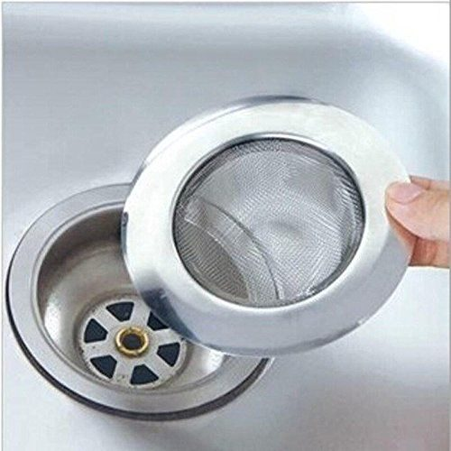 Tapones de Drenaje para el hogar Accesorios de Cocina OFNMY 5 filtros para Fregadero de ba/ño colador de Fregadero Protector de Drenaje para Tina de ba/ño colador de desag/üe para Fregadero