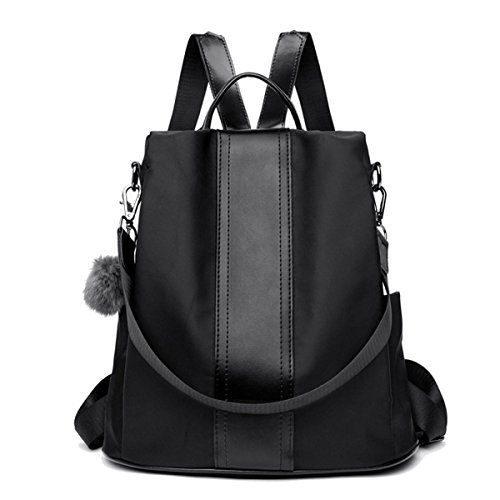 La mejor mochila negra de mujer | Ofertas 2020