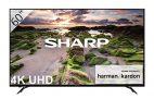 Sharp LC-60UI9362E – Smart TV Slim UHD de 60″ a un precio minimo